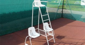 Chaises de tennis rv sports equipements sportifs for Chaise arbitre tennis occasion
